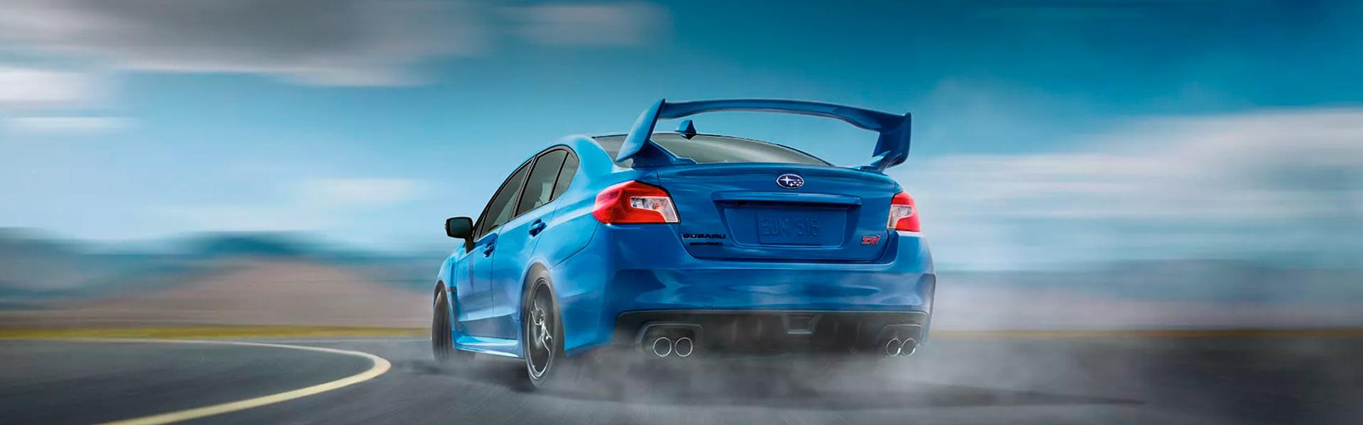 Наконечник рулевой тяги на Subaru Impreza