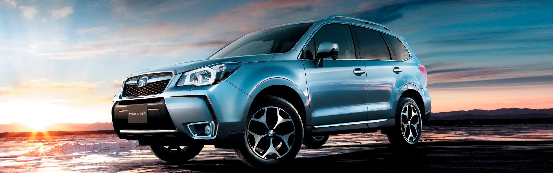 Запчасти на Subaru